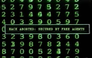 Hack Aborted: Secured by Free Agents